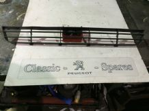 peugeot 205 1.6 1.9 gti xs front bumper lover valance grill